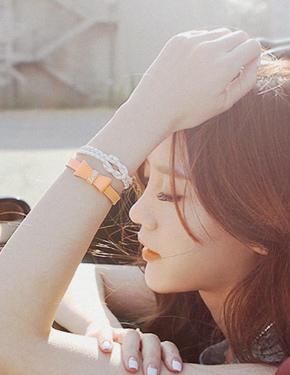 """You're cute <font color=""""#ffffff"""">bracelet</font> (SB816) [9Color]"""