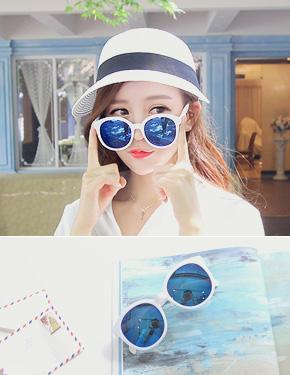 "Men <font color=""#ffffff"">sunglasses</font> Asia (16G025) [3color]"