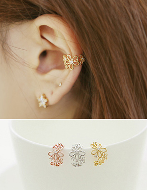 "<font color=""#ffffff"">Ear cuff</font> Franc Franc (J276) [3Color]"