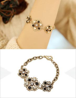 """<font color=""""#ffffff"""">bracelet</font> radiance (SB567) [1Color]"""