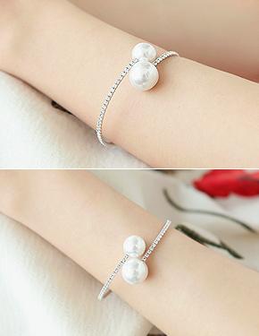 """Elvin <font color=""""#ffffff"""">bracelet</font> ..brace (SB811) [2Color]"""