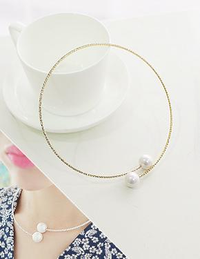"""Elvin <font color=""""#ffffff"""">necklace.</font> The second (W035) [2Color]"""