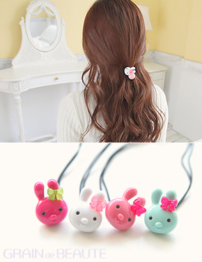 "<font color=""#ffffff"">Hair</font> Rabbit candy <font color=""#ffffff"">laces</font> (15AZH001) [4color]"