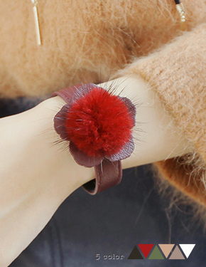 "Heart <font color=""#ffffff"">bracelet</font> hankyeon (16B474) [6Color]"